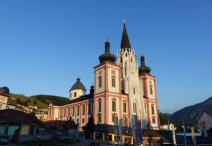 Basilika Mariazell - Foto Mariazell-Online-www.mariazell.at