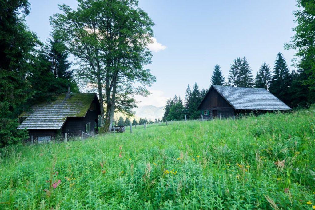 Kobichl-Almhuette