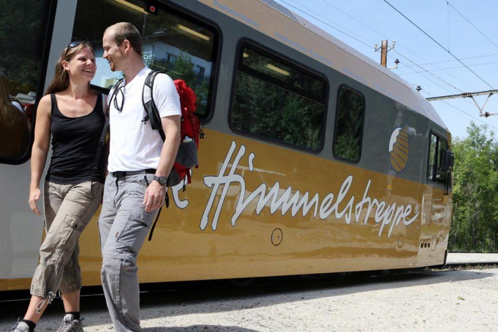 Mariazellerbahn - Foto weinfranz.at-Mostviertel Tourismus