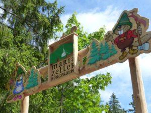Spielepark Biberwasser - Foto Mariazell-Online-www.mariazell.at